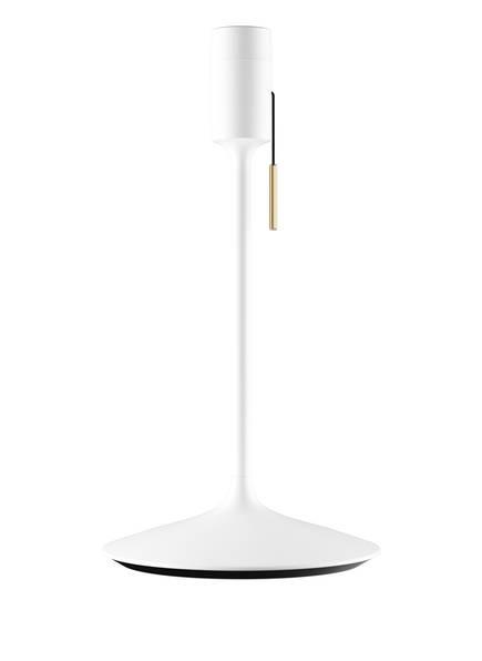 UMAGE Lampenfuß CHAMPAGNE, Farbe: WEISS (Bild 1)