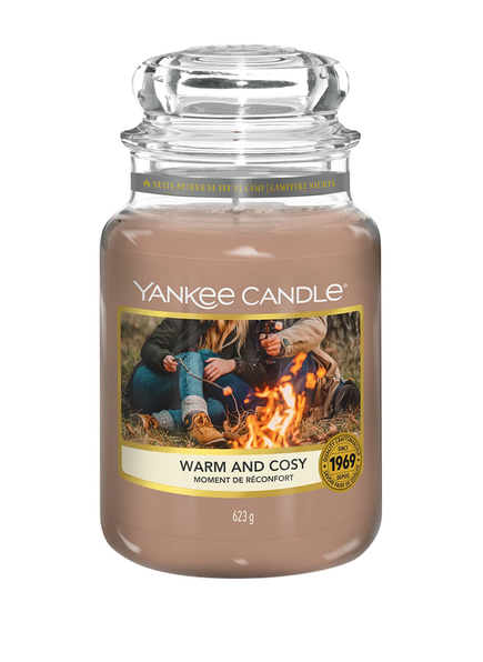 YANKEE CANDLE WARM AND COSY (Bild 1)