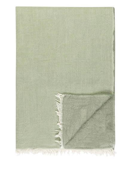 PROFLAX Plaid MINU, Farbe: GRÜN (Bild 1)