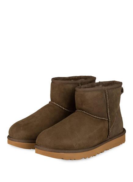 UGG Boots CLASSIC MINI II, Farbe: KHAKI (Bild 1)