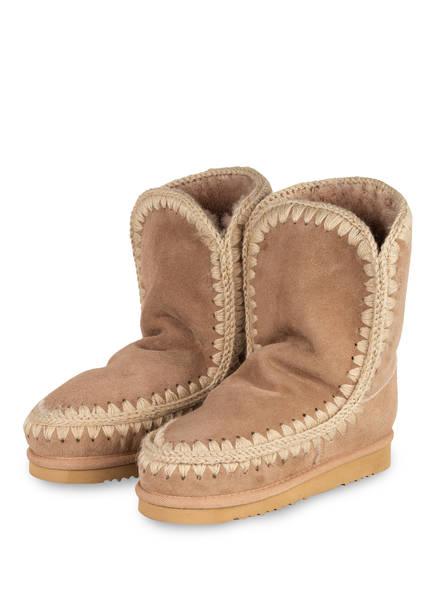 mou Boots ESKIMO, Farbe: BEIGE (Bild 1)