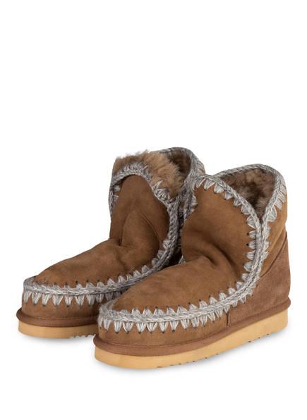 mou Boots MINI ESKIMO, Farbe: BRAUN (Bild 1)