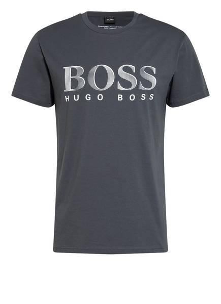 BOSS T-Shirt mit UV-Schutz 50+, Farbe: DUNKELGRAU (Bild 1)