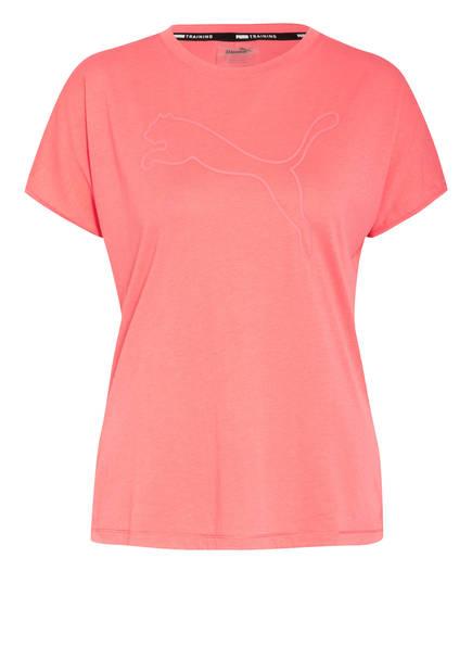 PUMA T-Shirt CAT, Farbe: HELLROT (Bild 1)