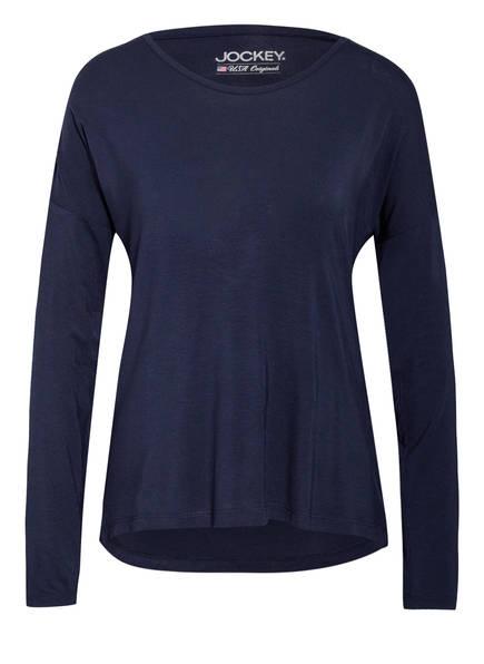 JOCKEY Lounge-Shirt, Farbe: DUNKELBLAU (Bild 1)