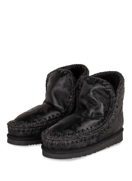 mou Boots ESKIMO, Farbe: SCHWARZ (Bild 1)