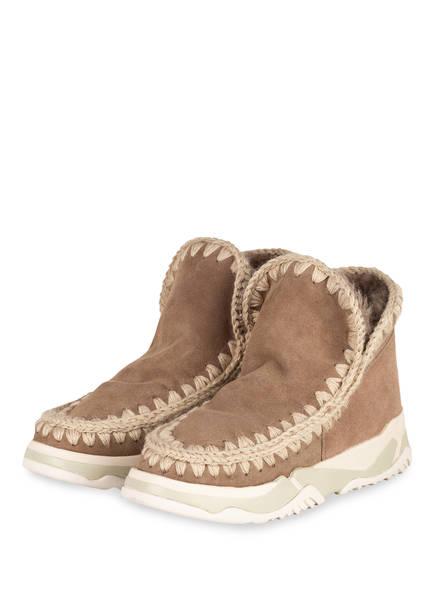 mou Boots ESKIMO TRAINER, Farbe: BEIGE (Bild 1)