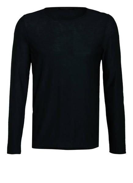 DRYKORN Pullover RIK, Farbe: DUNKELGRÜN MELIERT (Bild 1)