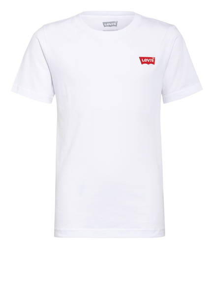 Levi's® T-Shirt, Farbe: WEISS (Bild 1)