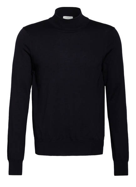 sandro Pullover, Farbe: DUNKELBLAU (Bild 1)