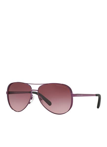 MICHAEL KORS Sonnenbrille MK5004, Farbe: 11588H - LILA/ ROSA VERLAUF (Bild 1)