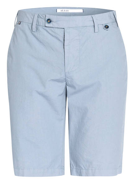 AT.P.CO Chino-Shorts JACK, Farbe: HELLBLAU (Bild 1)