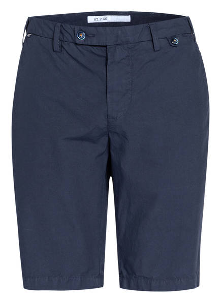 AT.P.CO Chino-Shorts JACK, Farbe: DUNKELBLAU (Bild 1)