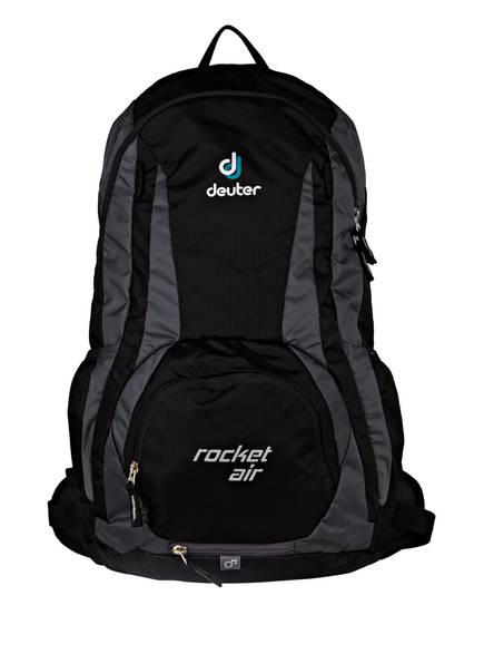deuter Rucksack ROCKET AIR 12 l, Farbe: SCHWARZ/ GRAU (Bild 1)