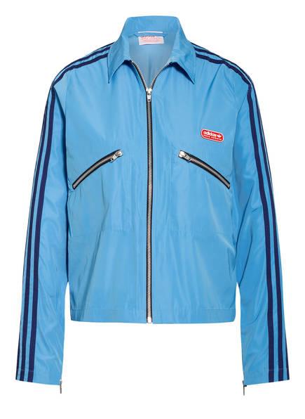 adidas Originals Trainingsjacke, Farbe: HELLBLAU (Bild 1)