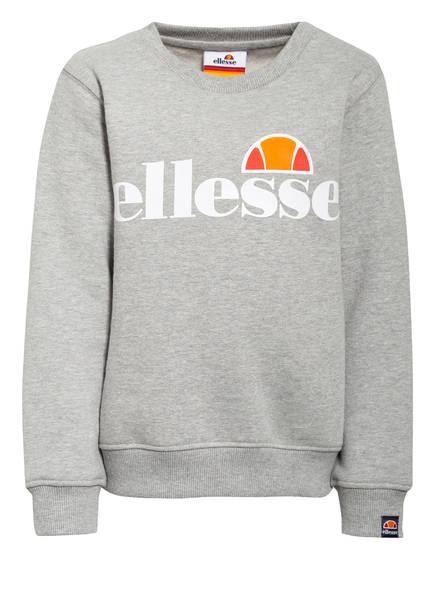 ellesse Sweatshirt, Farbe: GRAU MELIERT (Bild 1)