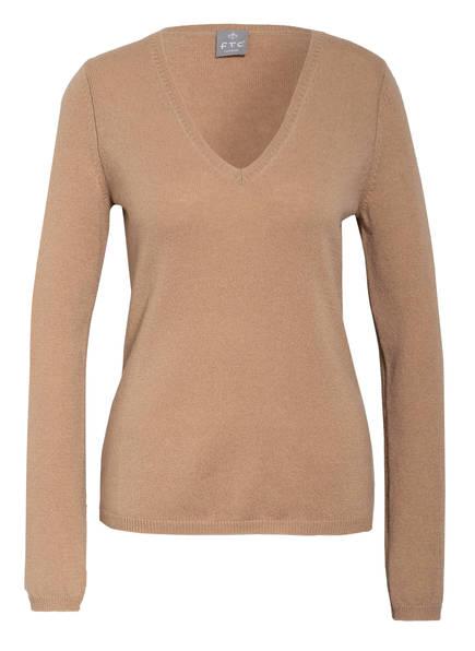 FTC CASHMERE Cashmere-Pullover , Farbe: BEIGE (Bild 1)