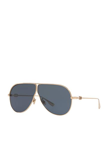 GUCCI Sonnenbrille CD001105, Farbe: 2300B1 - GOLD/ BLAU (Bild 1)