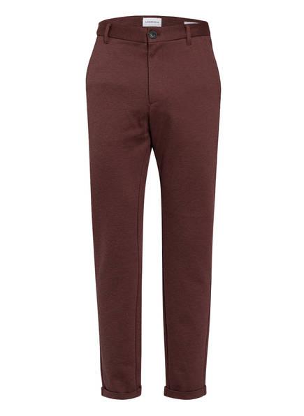 LINDBERGH Chino Slim Fit, Farbe: DUNKELROT (Bild 1)