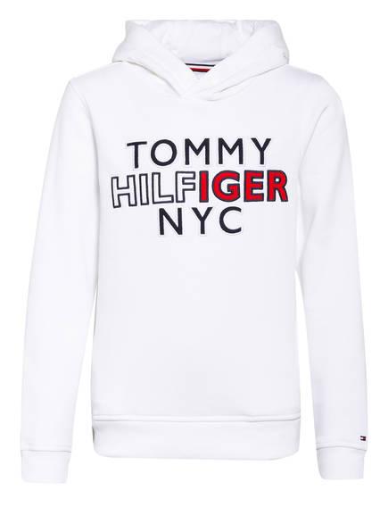 TOMMY HILFIGER Hoodie, Farbe: WEISS (Bild 1)