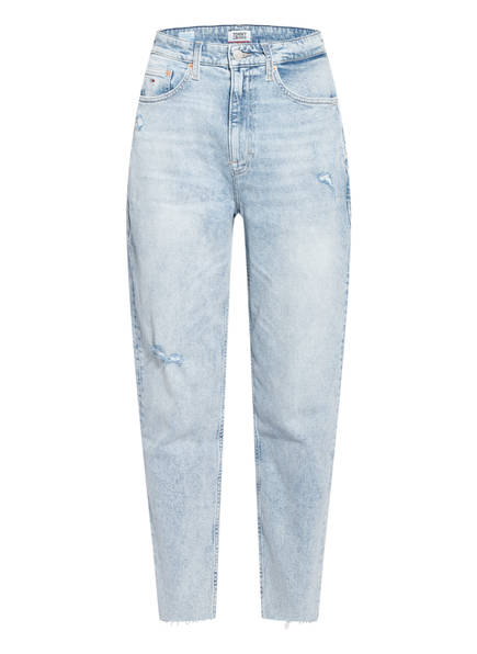 TOMMY JEANS 7/8-Mom Jeans, Farbe: 1AB CONY LIGHT BLUE (Bild 1)