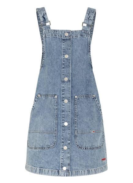 TOMMY JEANS Jeans-Latzkleid, Farbe: HELLBLAU (Bild 1)