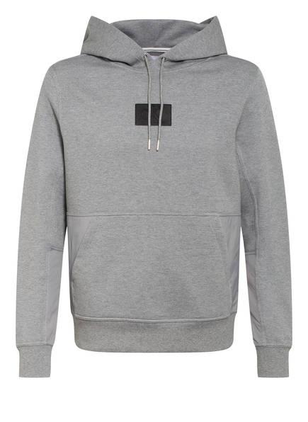 Calvin Klein Jeans Hoodie, Farbe: GRAU MELIERT (Bild 1)