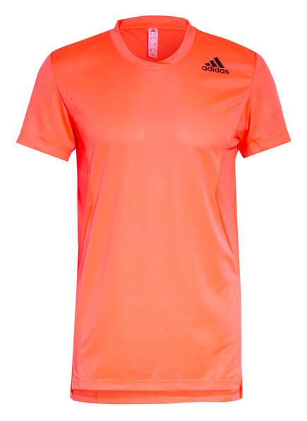 adidas T-Shirt HEAT.RDY, Farbe: PINK (Bild 1)