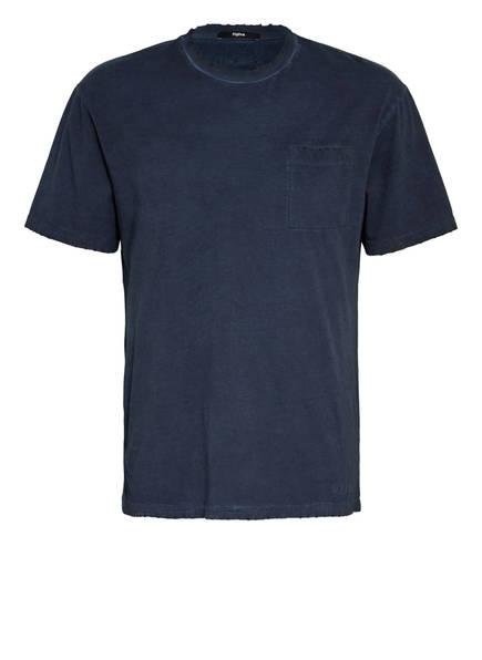 tigha Oversized-Shirt ALESSIO, Farbe: DUNKELBLAU (Bild 1)