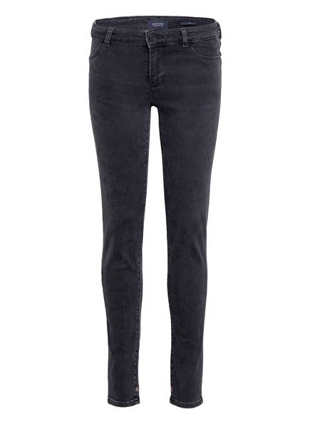 SCOTCH R'BELLE Jeans LA MILOU Skinny Fit, Farbe: 0803 BLACK ROCK (Bild 1)