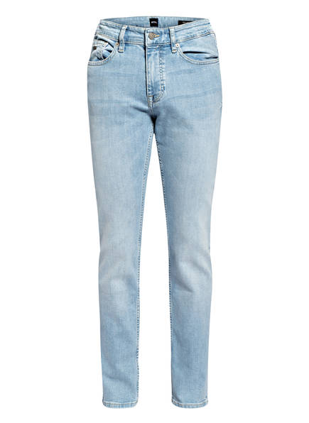 BOSS Jeans DELAWARE Slim Fit, Farbe: 452 LIGHT/PASTEL BLUE (Bild 1)