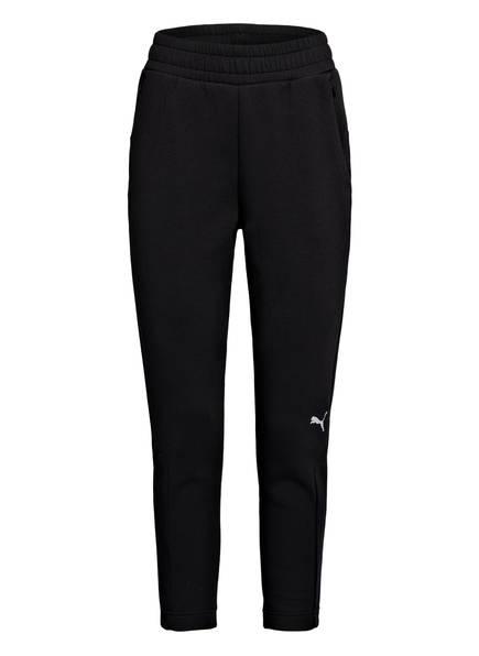 PUMA Sweatpants EVOSTRIPE, Farbe: SCHWARZ (Bild 1)