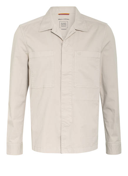 Marc O'Polo Overshirt, Farbe: BEIGE (Bild 1)