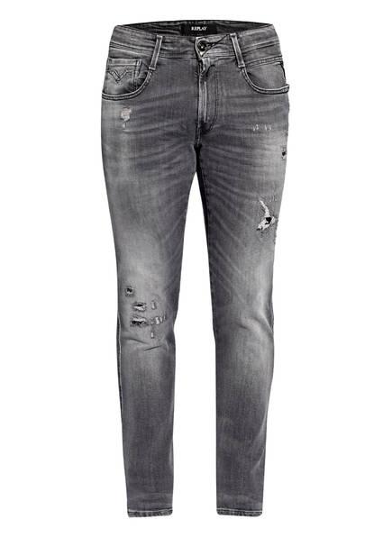 REPLAY Jeans ANBASS Slim Fit, Farbe: 096 MEDIUM GREY (Bild 1)