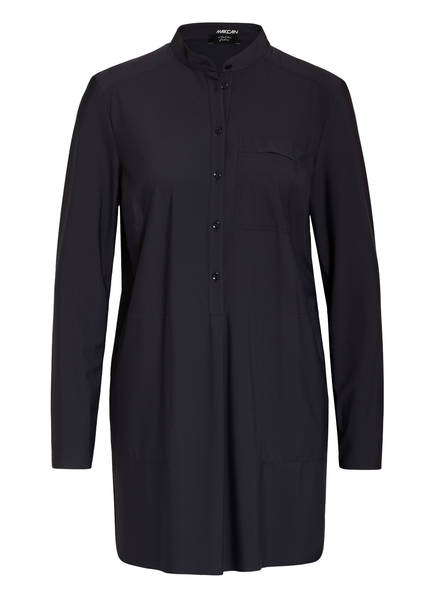 MARCCAIN Bluse, Farbe: 395 MIDNIGHT BLUE (Bild 1)