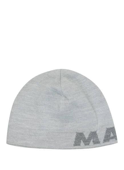 MAMMUT Mütze, Farbe: HELLGRAU MELIERT/ GRAU (Bild 1)