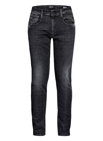REPLAY Jeans ANBASS Slim Fit , Farbe: 097 DARK GREY (Bild 1)