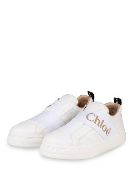 Chloé Sneaker LAUREN, Farbe: WEISS (Bild 1)