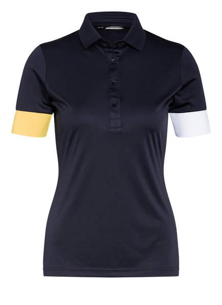 J.LINDEBERG Funktions-Poloshirt, Farbe: NAVY (Bild 1)