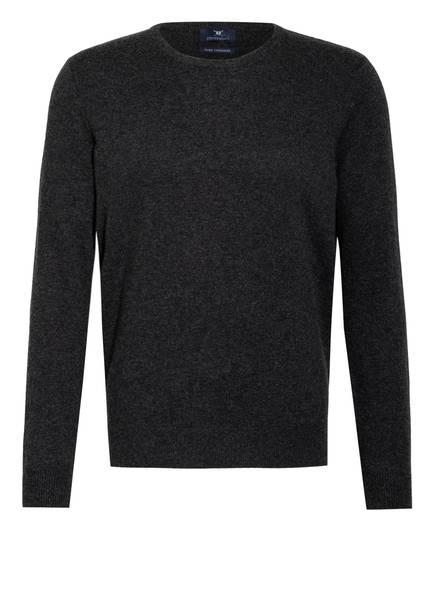 STROKESMAN'S Cashmere-Pullover, Farbe: DUNKELGRAU (Bild 1)