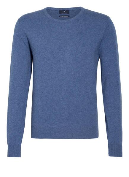 STROKESMAN'S Cashmere-Pullover, Farbe: BLAU (Bild 1)