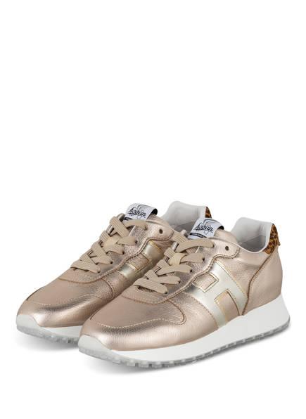 HOGAN Sneaker H429, Farbe: BEIGE (Bild 1)