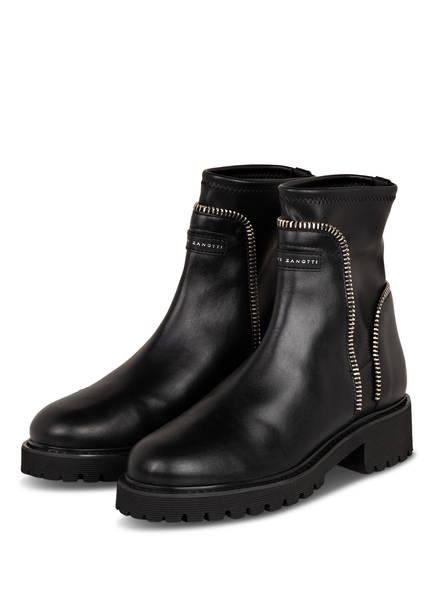 GIUSEPPE ZANOTTI DESIGN Boots, Farbe: SCHWARZ (Bild 1)