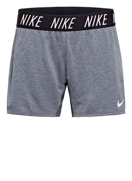 Nike Trainingsshorts DRY TROPHY, Farbe: GRAU (Bild 1)