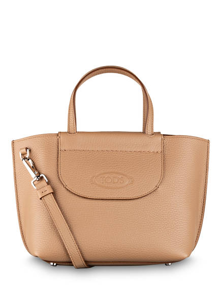 TOD'S Handtasche EAST WEST SMALL, Farbe: BEIGE (Bild 1)