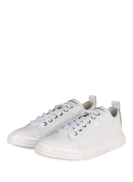 GIUSEPPE ZANOTTI DESIGN Sneaker BALBBER, Farbe: WEISS (Bild 1)