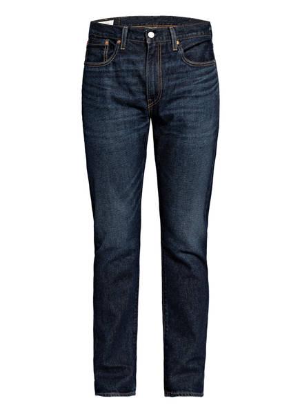 Levi's® Jeans 502 Regular Tapered Fit, Farbe: 37 DARK INDIGO - WORN IN BLUE (Bild 1)