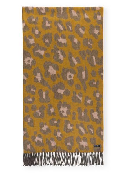 FRAAS Schal, Farbe: GELB/ BRAUN/ NUDE (Bild 1)