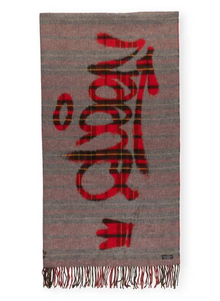 FRAAS Schal, Farbe: ROT/ SCHWARZ (Bild 1)