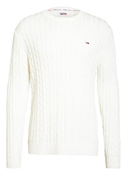 TOMMY JEANS Pullover, Farbe: WEISS (Bild 1)